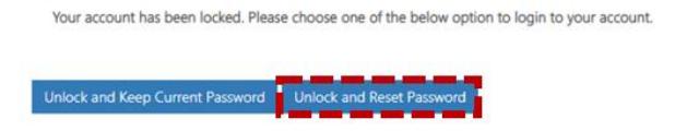 Unlock Account 3